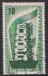 Sellos de Europa - Alemania -  EUROPA 1956
