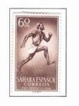 Sellos de Europa - España -  SAHARA EDIFIL 115 (1 SELLO)