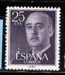 Sellos de Europa - España -  1146 F.Franco  (234)