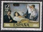 Sellos de Europa - España -  PABLO RUIZ PICASSO