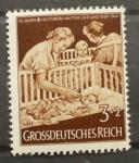 Sellos de Europa - Alemania -  10º aniversario obra socorro a las madres