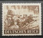 Sellos de Europa - Alemania -  dia de los heroes