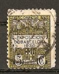Sellos del Mundo : Europa : España : Exposicion de Barcelona 1930.