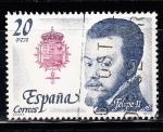 Sellos de Europa - España -  E2553 Felipe II  (291)