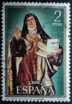 Sellos del Mundo : Europa : España : Santa Teresa, Doctora de La Iglesia