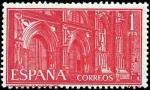 Sellos de Europa - España -  Monasterio de Nuestra Señora de Guadalupe