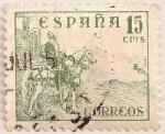 Sellos del Mundo : Europa : España : El Cid