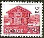 Sellos del Mundo : Europa : Noruega : NORGE - CASA
