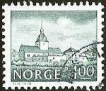 Sellos del Mundo : Europa : Noruega : NORGE -  IGLESIA