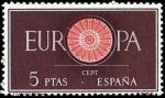 Sellos del Mundo : Europa : España : Europa CEPT