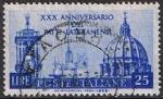Sellos de Europa - Italia -  ACUERDOS DE LETRÁN