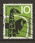 Sellos de Europa - Alemania -  Centenario del  Zoo de Frankfurt.