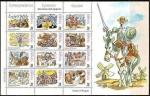 Sellos de Europa - España -  QUIJOTE