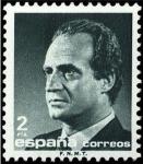 Sellos de Europa - España -  JUAN CARLOS Iº BASICO