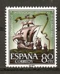 Sellos de Europa - España -  Congreso de Instituciones Hispanicas.