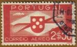 Sellos del Mundo : Europa : Portugal : Simbolo de Aviacion