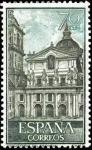 Sellos del Mundo : Europa : España : Real Monasterio de San Lorenzo de El Escorial