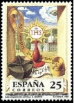 Sellos de Europa - España -  CONMEMORACIONES INTERCAMBIO