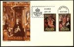 Sellos de Europa - España -  Navidad 1981   -  Palencia   -   SPD