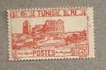 Sellos del Mundo : Africa : Túnez : Ruinas romanas