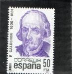 Sellos del Mundo : Europa : España : 2648- P.CALDERON 1600-1681