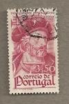 Sellos del Mundo : Europa : Portugal : Diego Cao Navegadores Portugueses