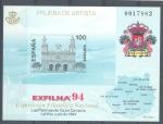 Sellos de Europa - España -  EXFILNA 94