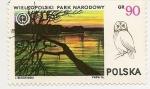 Sellos de Europa - Polonia -  Parques Nacionales
