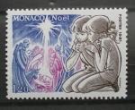 Sellos de Europa - Mónaco -  navidad