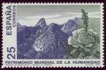 Sellos de Europa - España -  PATRIMONIO DE LA HUMANIDAD