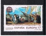 Sellos de Europa - España -  SALIDA DE PALOS