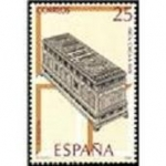 Sellos de Europa - España -  ARTESANIA ESPAÑOLA ARCON DE CATALUÑA