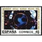 Sellos de Europa - España -  NAVIDAD 1991 INTERCAMBIOb
