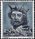 Sellos del Mundo : Europa : España : XII Centenario de la fundación de Oviedo