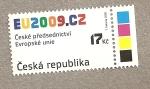 Sellos del Mundo : Europa : República_Checa : Presidencia checa UE