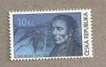 Sellos del Mundo : Europa : República_Checa : 200 Aniversario nacimiento Louis Braille
