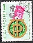 Sellos de Europa - Hungría -  Maygar Posta 1 Ft.