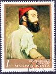 Sellos de Europa - Hungría -  Lanyi Samuel