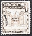 Sellos de America - Guatemala -  Arco del Edificio de Comunicaciones