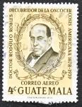 Sellos del Mundo : America : Guatemala : Doctor Rodolfo Robles