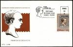 Sellos de Europa - España -  Centenario Primera emisión Alfonso XIII y último sello clásico (Pelón) - SPD