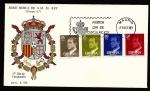 Sellos de Europa - España -  Serie Básica de S.M. el  Rey 1981 - SPD