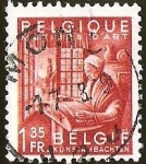 Sellos del Mundo : Europa : Bélgica :  METIERS D,ART - BELGIQUE