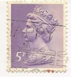 Sellos del Mundo : Europa : Reino_Unido : Queen Elisabeth II