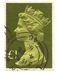 Sellos del Mundo : Europa : Reino_Unido : Queen Elisabeth