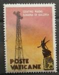 Sellos de Europa - Vaticano -  RADIO VATICANO