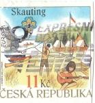 Sellos del Mundo : Europa : República_Checa : Skauting