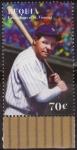 Sellos del Mundo : America : San_Vicente_y_las_Granadinas : Bequia (St.Vincent) 2004 Scott 333 Sello ** Beisbol Baseball Bateador