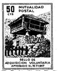 Sellos del Mundo : Europa : España : MUTUALIDAD POSTAL (1500)