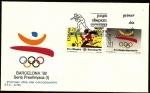 Sellos del Mundo : Europa : España :  Serie Pre-Olímpica Barcelona  92 - SPD